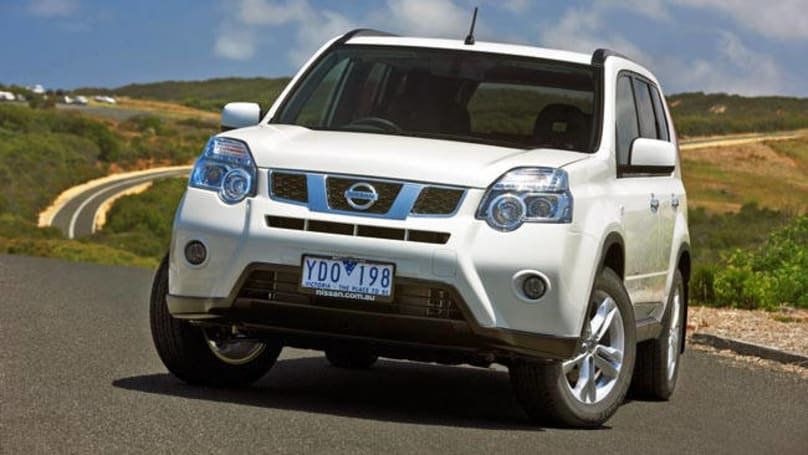 nissan x trail service manual 120000 km