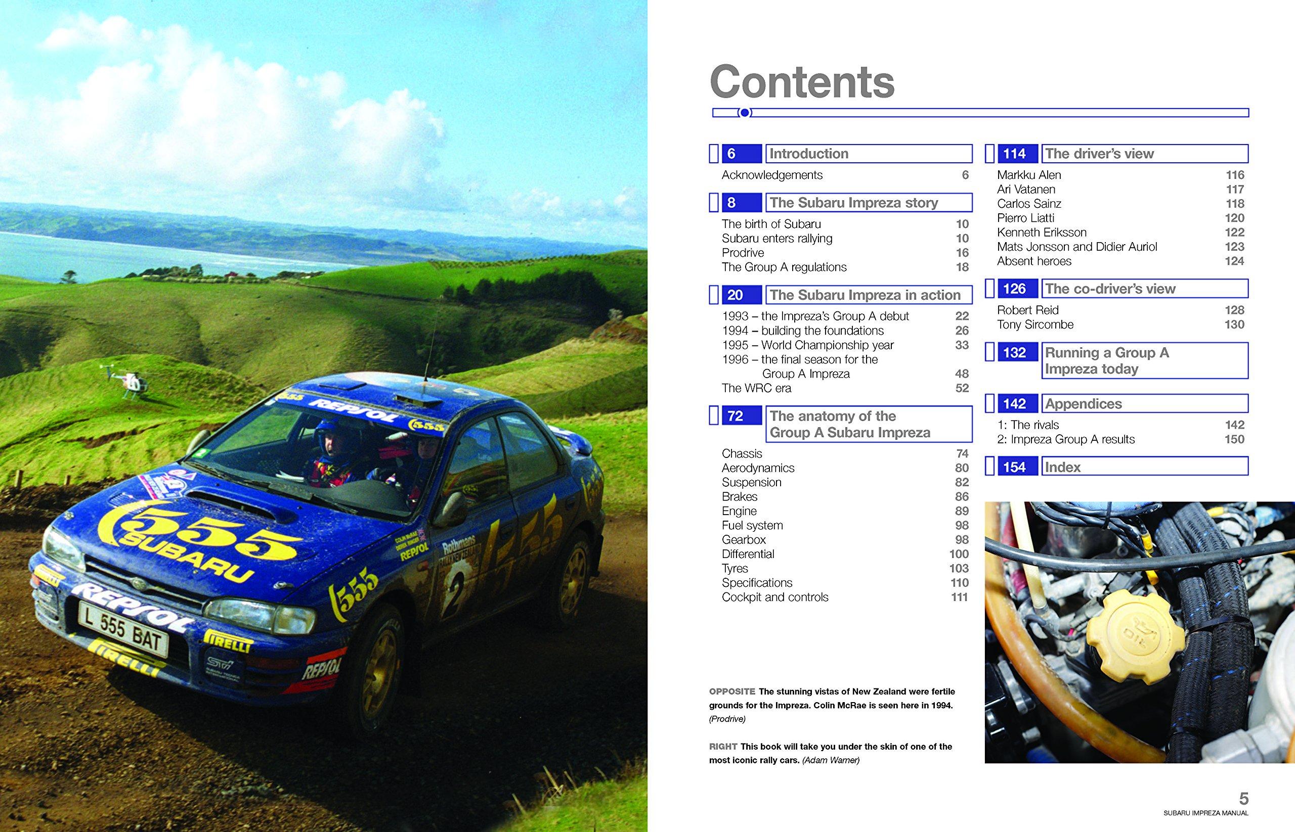 subaru impreza workshop manual 2008