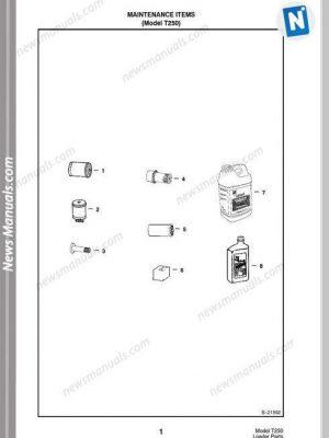 bobcat 863 turbo service manual