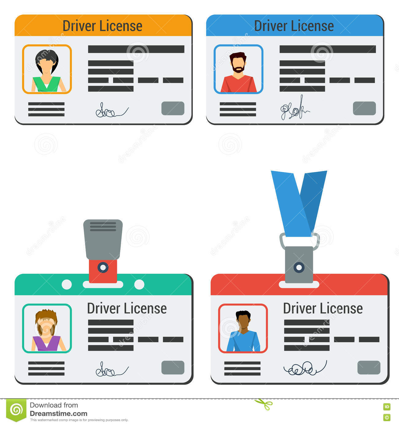 driving manual car on auto license