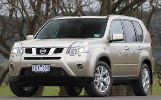 2012 nissan x trail manual fuel economy