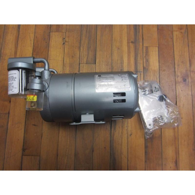gast vacuum pump 0522 manual