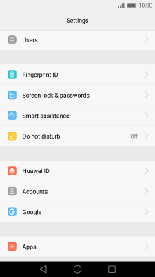 manual set up of android for telstra