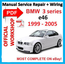 bmw 318i e46 repair manual free download