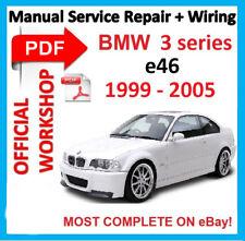 bmw 318i e46 repair manual free download