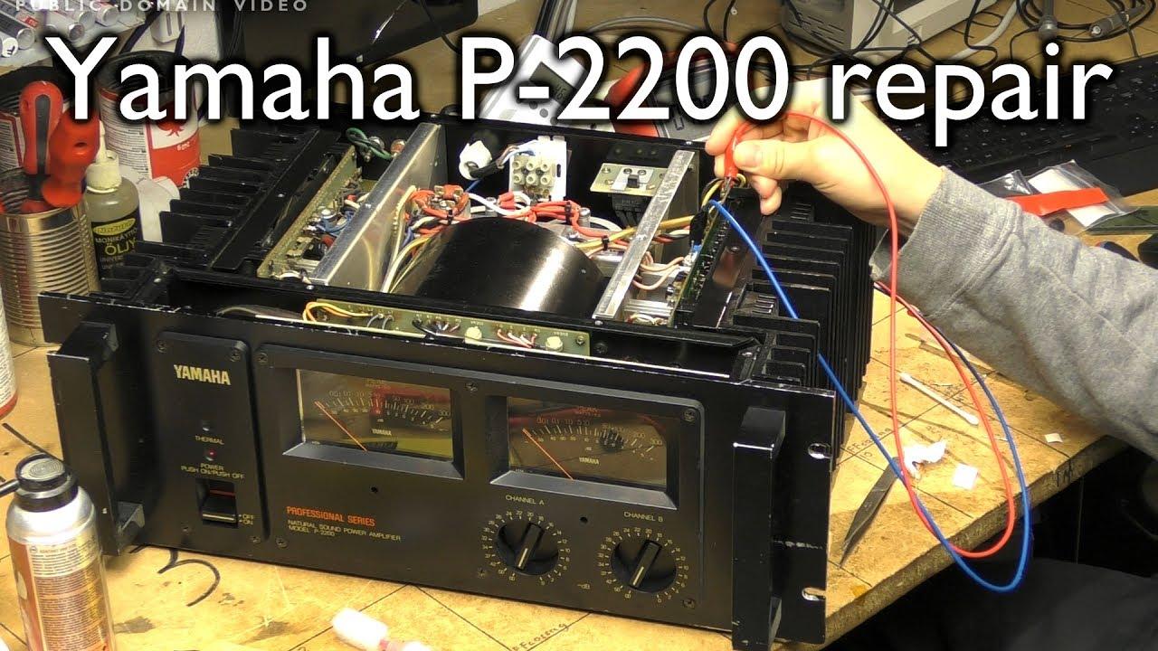 yamaha rx v461 service manual