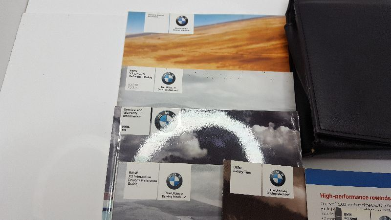bmw f650gs 2004 owners manual