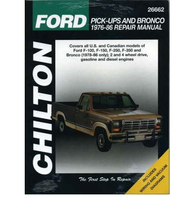 1978 ford f100 workshop manual