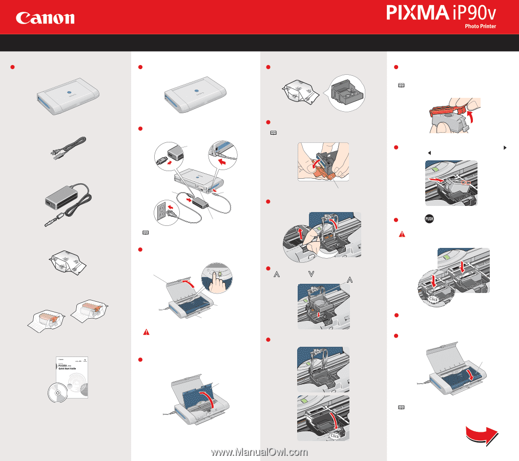 canon pixma ip90v manual pdf
