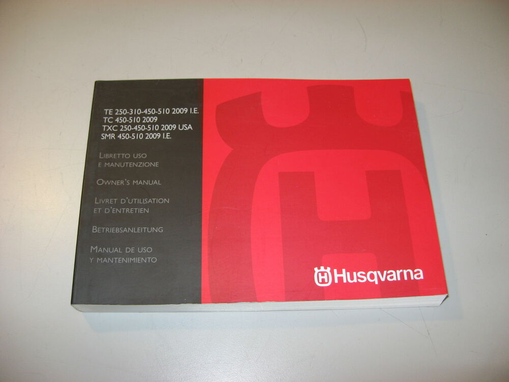 2004 husqvarna te 450 workshop manual