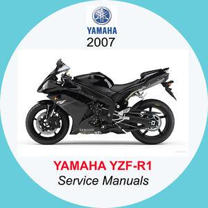 2008 yamaha r1 parts manual