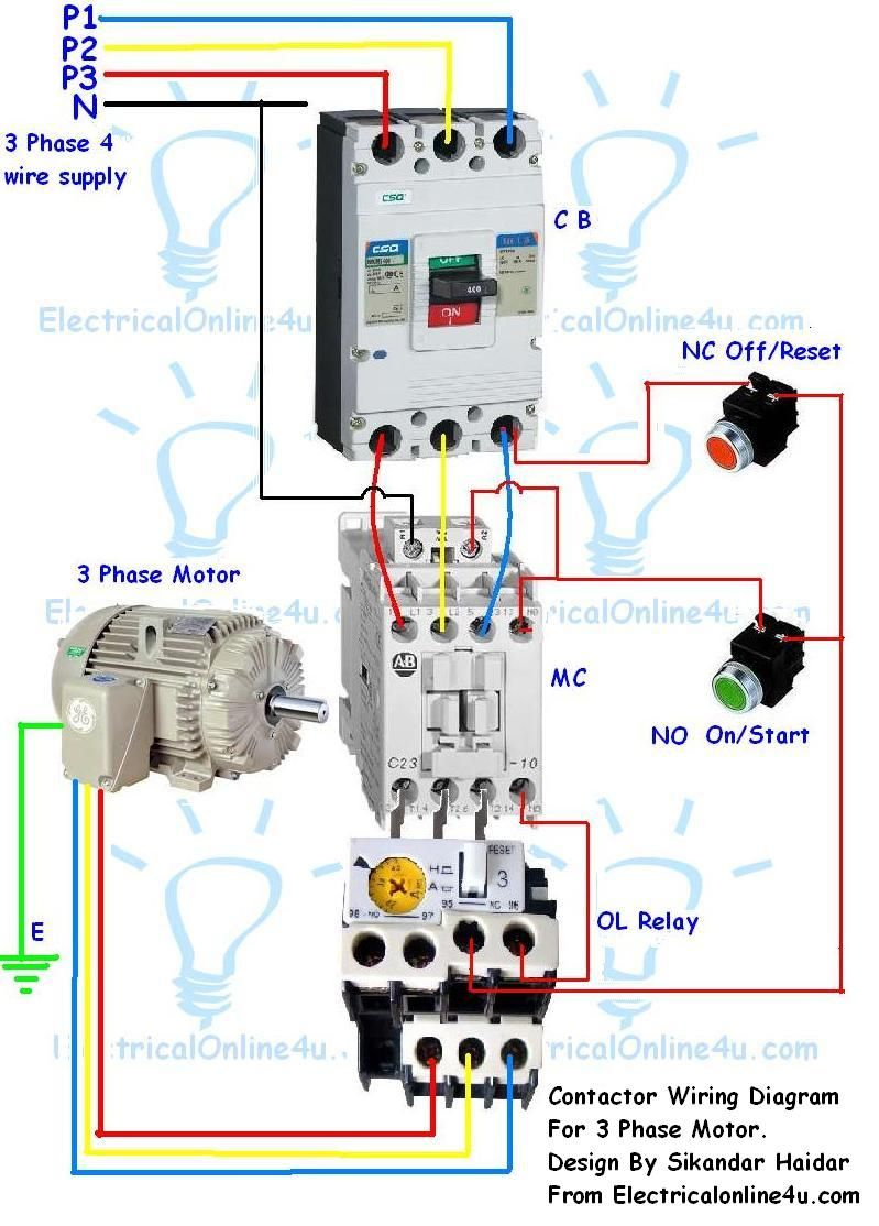 how to connect manual changeover switch