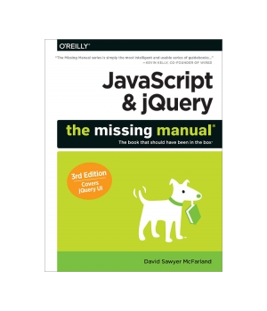 javascript and jquery the missing manual ebook