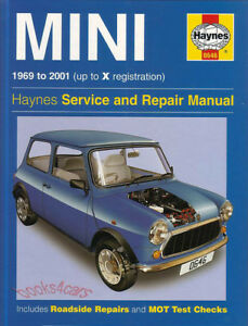 haynes mini 69 01 manual