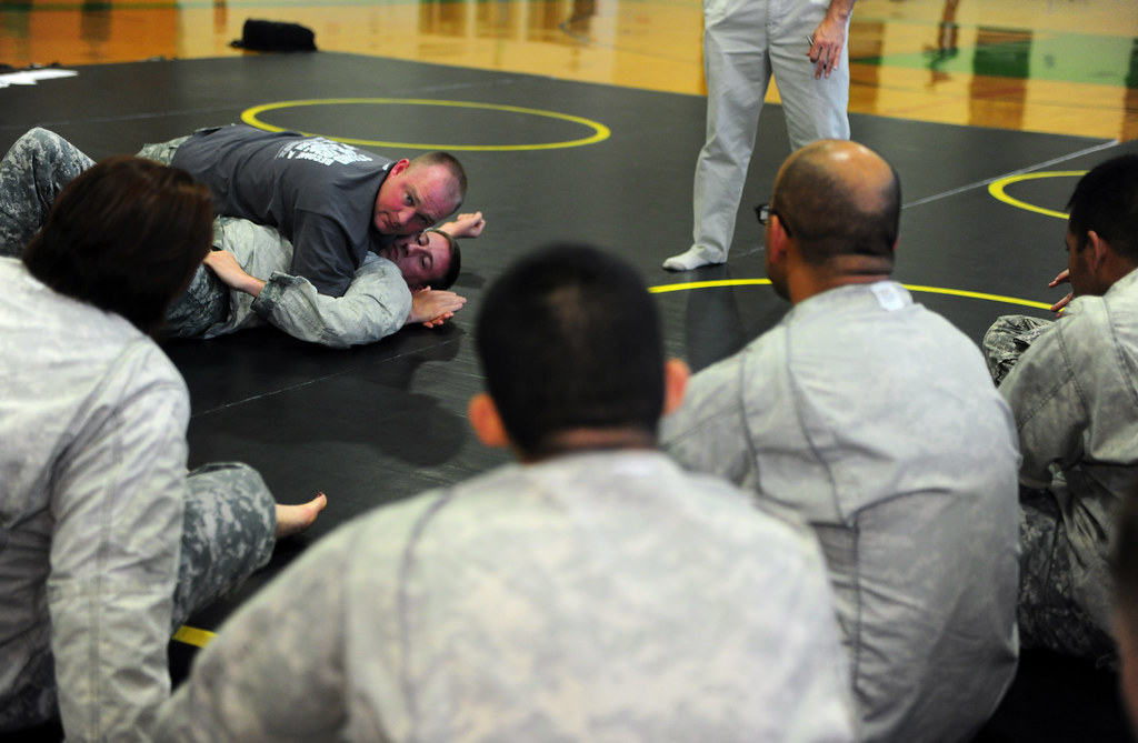 army combatives level 1 manual