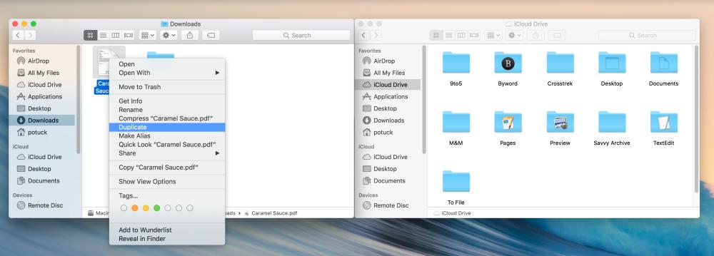 manually put files on ipad
