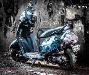 honda activa scooter service manual