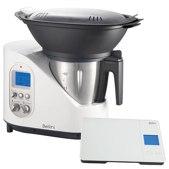 bellini intelli kitchen master btmkm600x manual