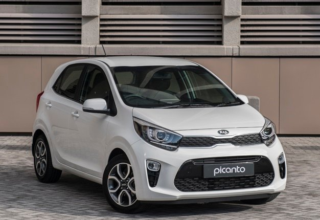 kia 2017 picanto manual sale