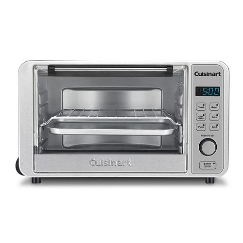 cuisinart deluxe convection toaster oven broiler manual