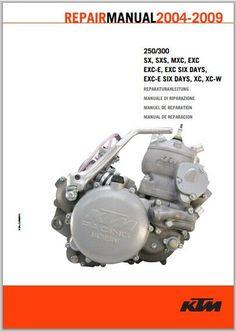 2006 ktm 85 sx service manual