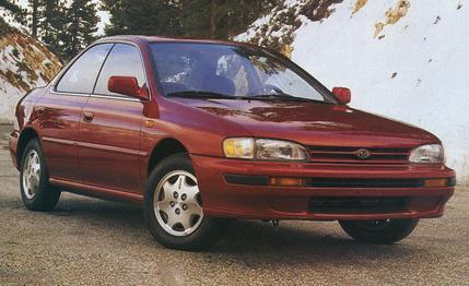 1995 subaru liberty workshop manual