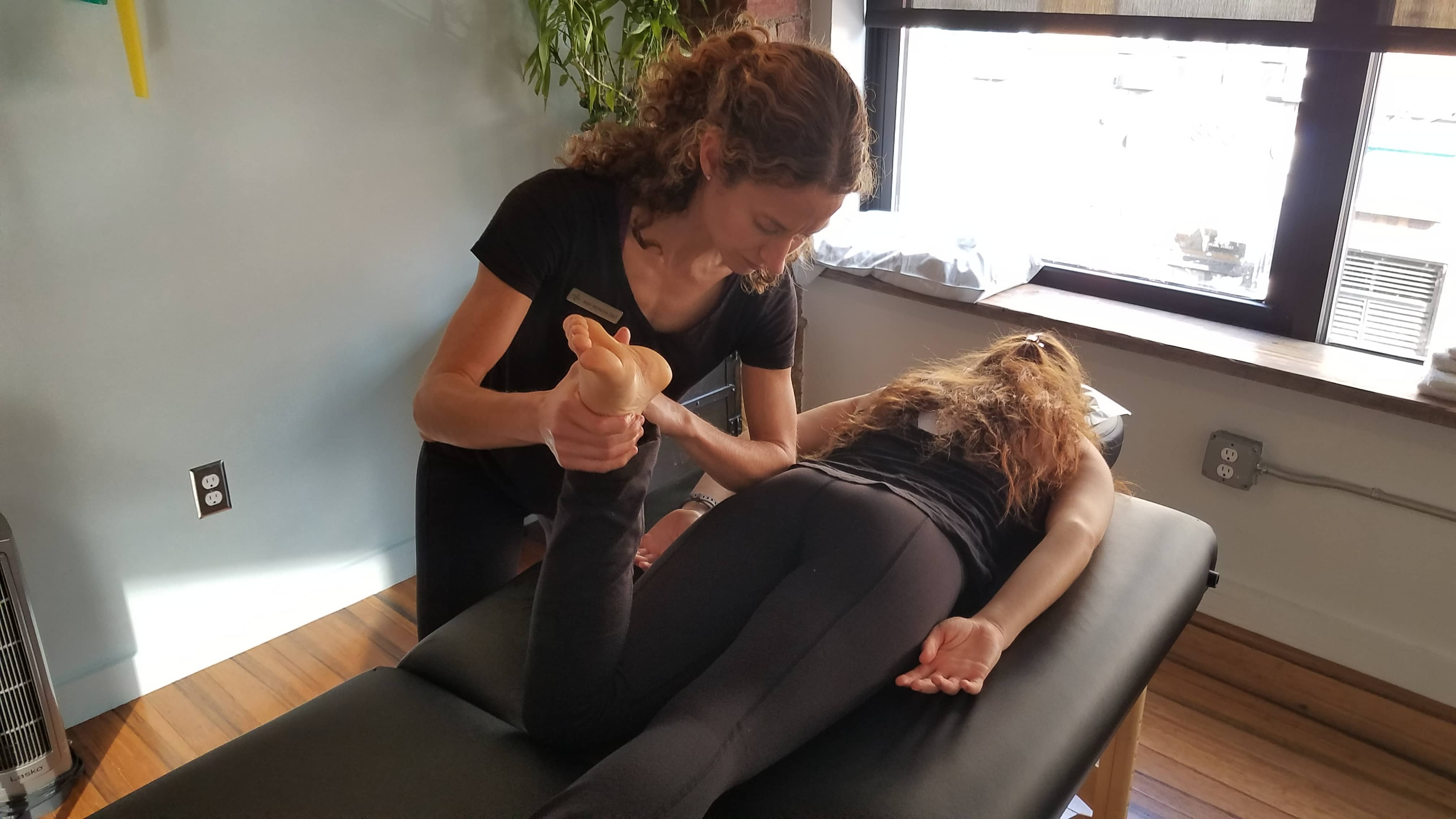 manual lymph drainage therapy nyc