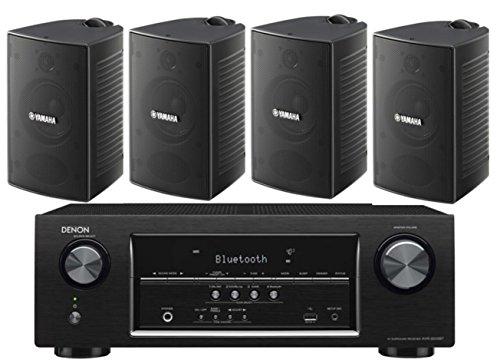 yamaha ns-aw150w 2-way outdoor speakers manual