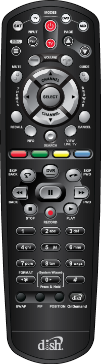 how to manually tune a digitor universal tv remote