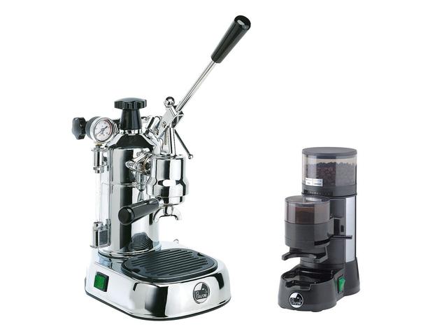 la pavoni coffee grinder manual