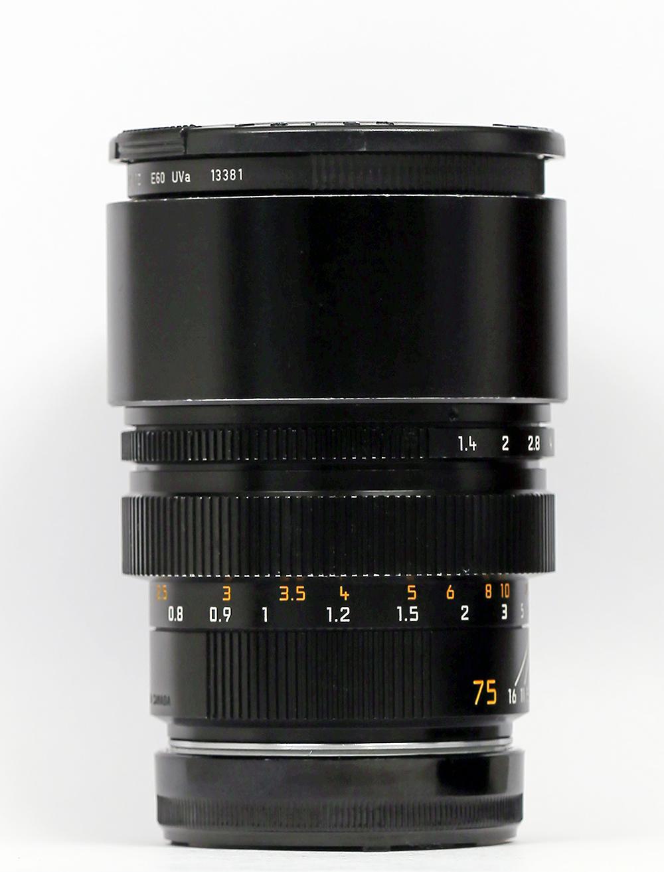 manual aperture lens not working