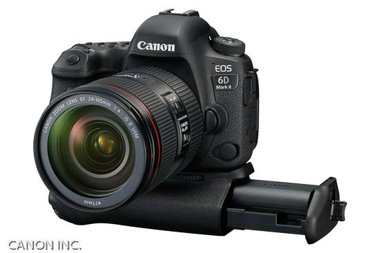 canon 6d mark ii manual photography