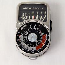 weston master iv light meter manual
