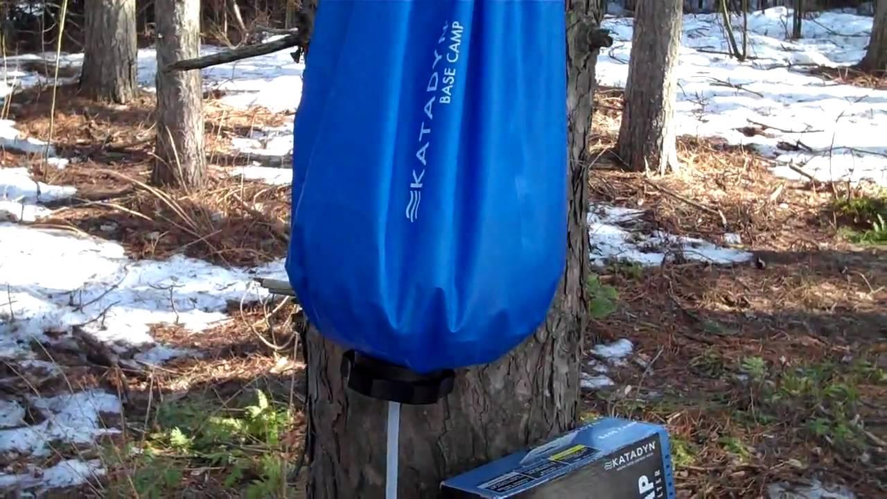 katadyn base camp water filter manual