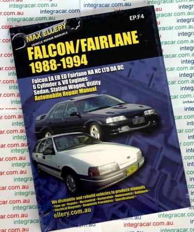 ford falcon au repair manual download free