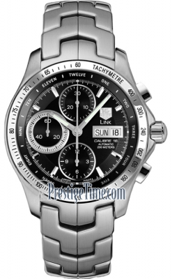 tag heuer link quartz chronograph manual