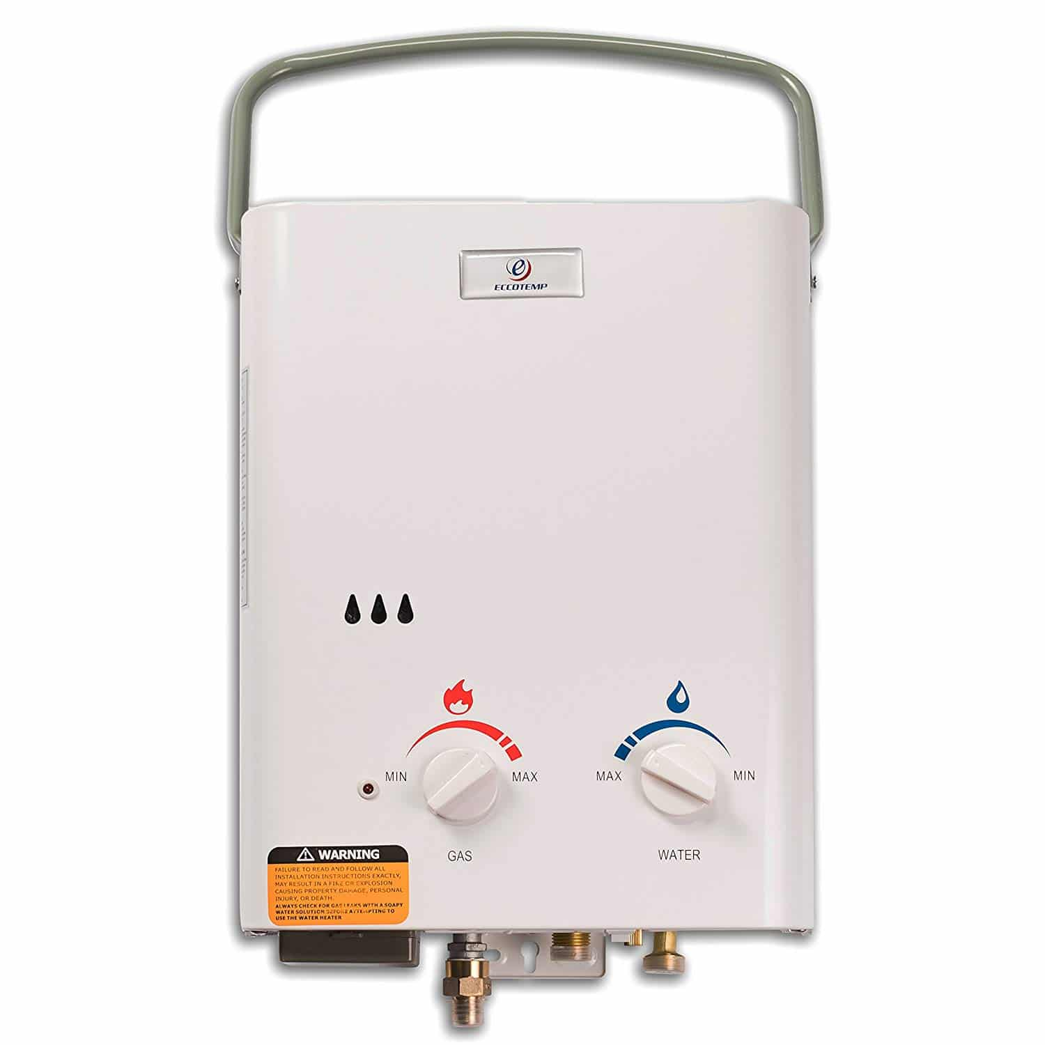 eccotemp l5 portable tankless water heater manual
