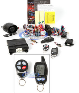 omega excalibur remote start manual