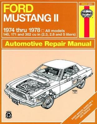 2001 ford cobra mustang workshop manual