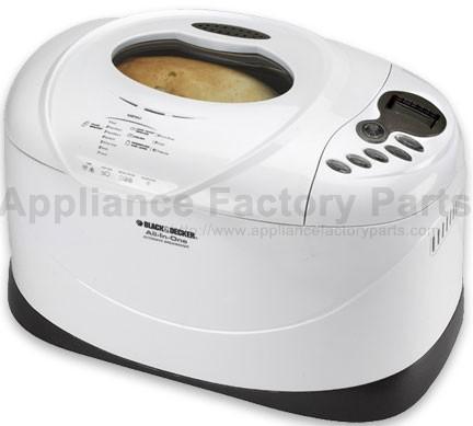 black & decker b2300 bread maker user manual