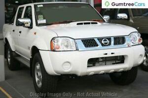 2011 nissan navara st-r d22 manual 4x4 my10 dual cab
