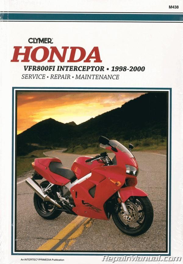 honda vfr 800 vtec service and repair manual