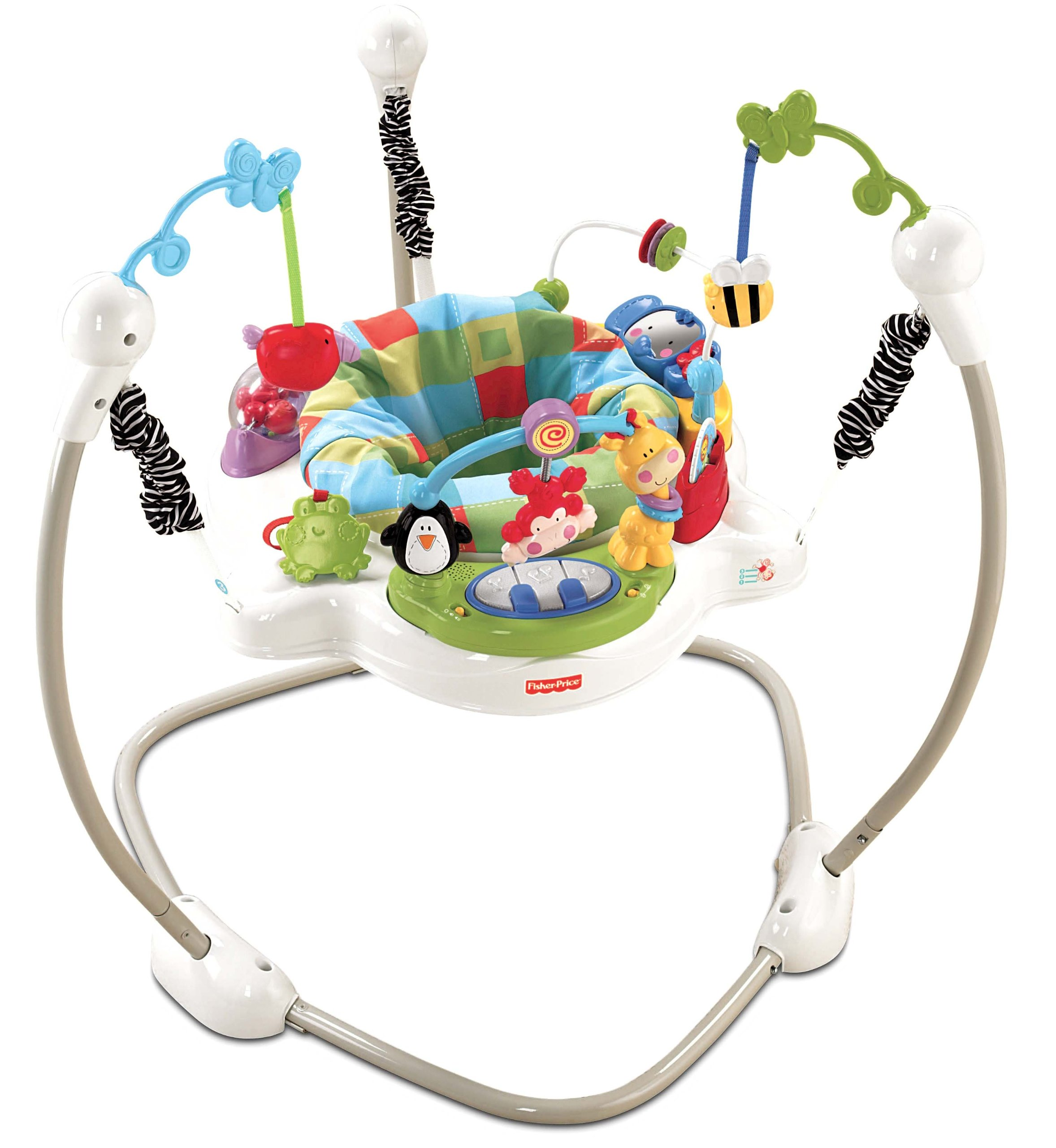 evenflo exersaucer jump and learn jumper jungle quest manual