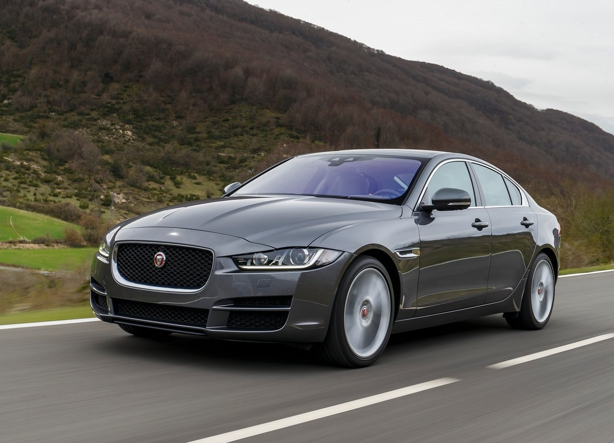 jaguar xe manual transmission 2018