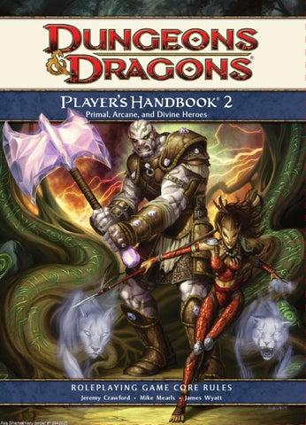4th edition primal spirits primal power gnoll monster manual 3
