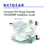 netgear wifi extender wn3000rp user manual