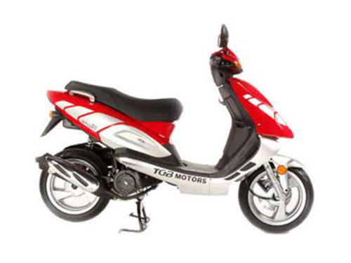 tgb bullet 50cc scooter manual