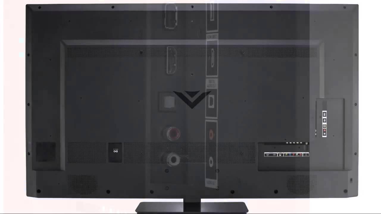 vizio smart tv manual 60 inch