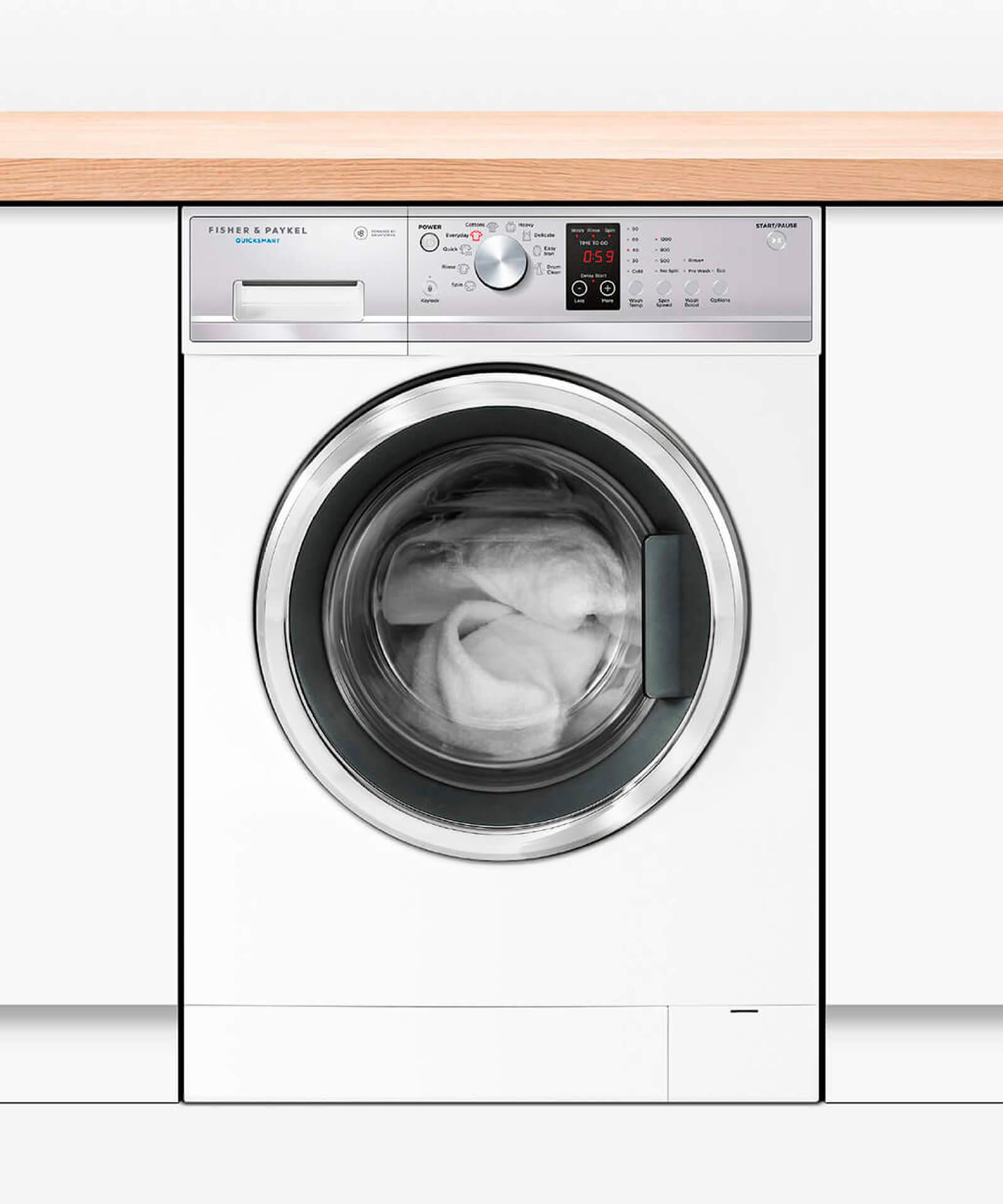 fisher paykel washing machine troubleshooting manual
