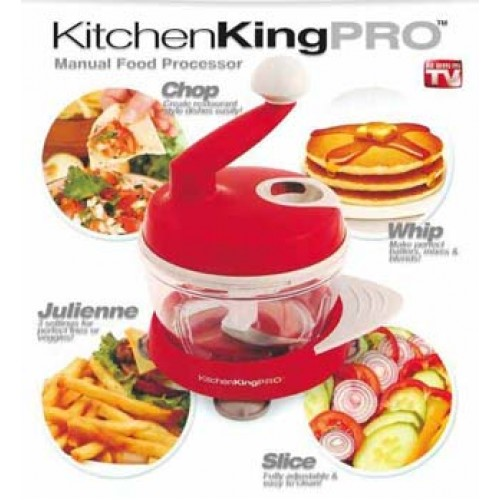 kitchen king pro instruction manual